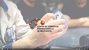 Usinage - Centre de formation professionnelle de Neufchâtel